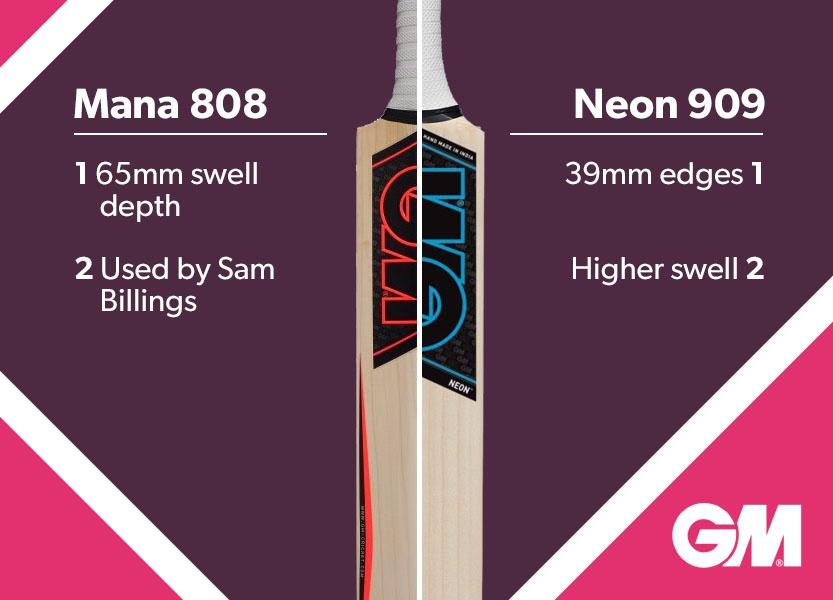 blog best bats 2017 Mana 808 and Neon 909