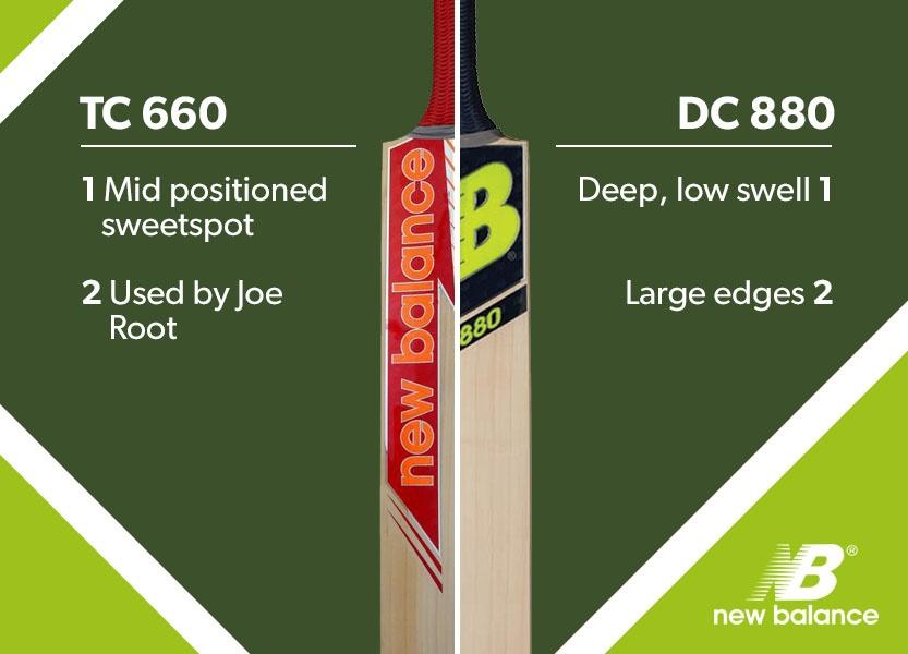 blog best bats 2017 New Balance TC 660 and DC 880