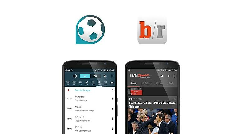 12 Top football apps to look out for in 2017