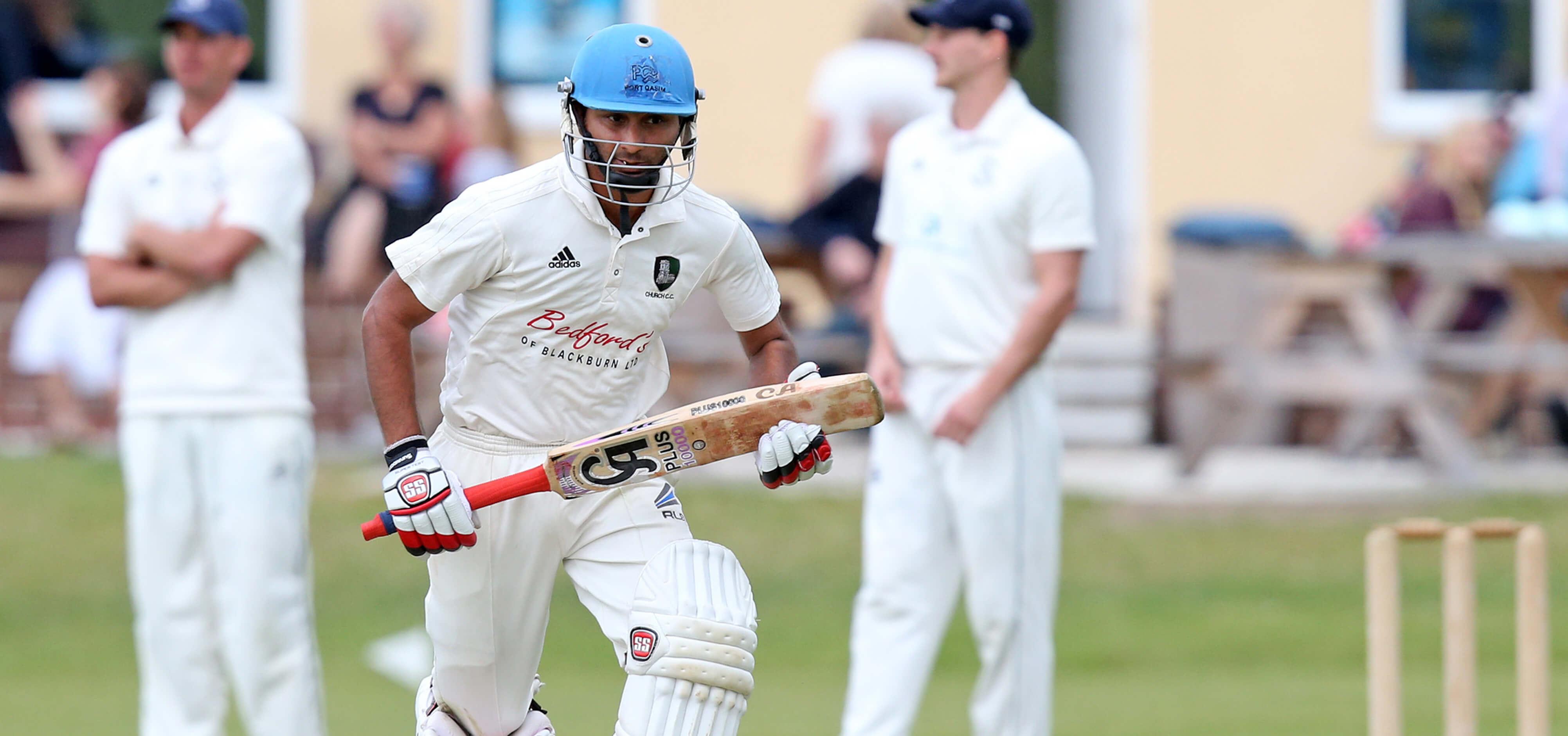 Cricket batsman runs
