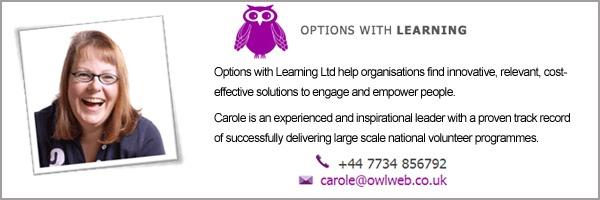 Carole Owl Web