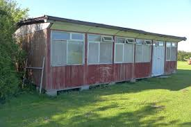 Litton CC's clubhouse is in need of repair