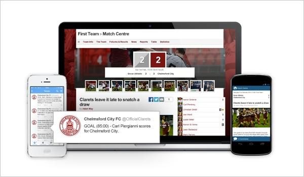 Pitchero Team Manager App