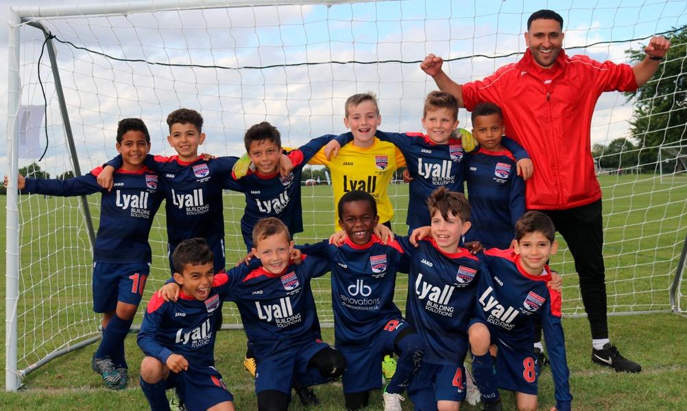 2018-Boys-U9-Winners-St-Albans