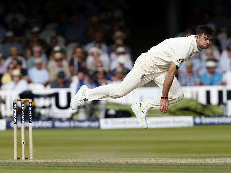 Jimmy Anderson England cricket