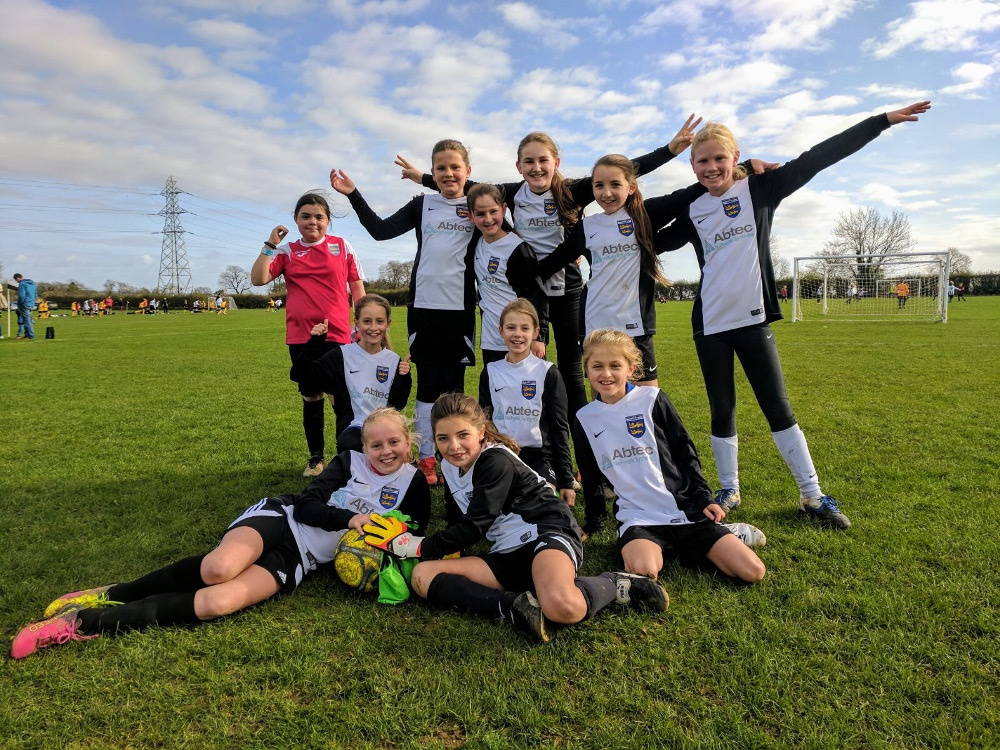 Kibworth Town Girls