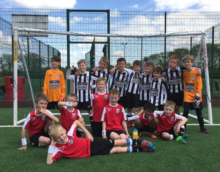 Kibworth Town boys football
