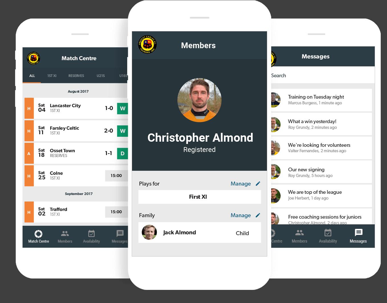 PH Manager App