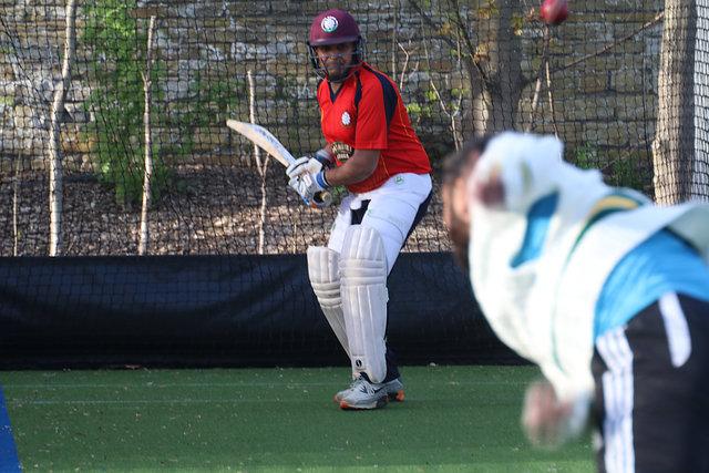 cricket nets