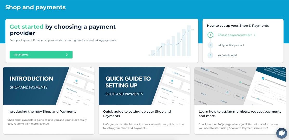 pitchero-payments-control-panel