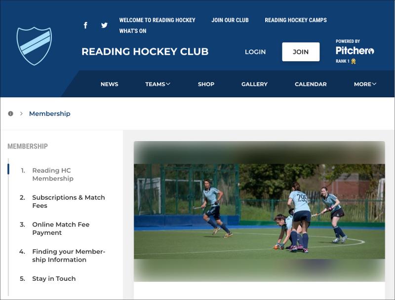 reading-HC-membership
