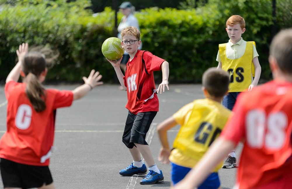 youth-netball