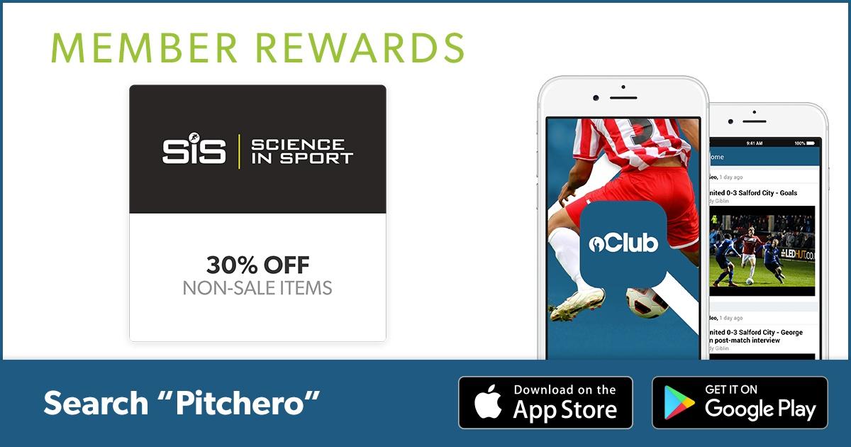 Member Rewards with Pitchero