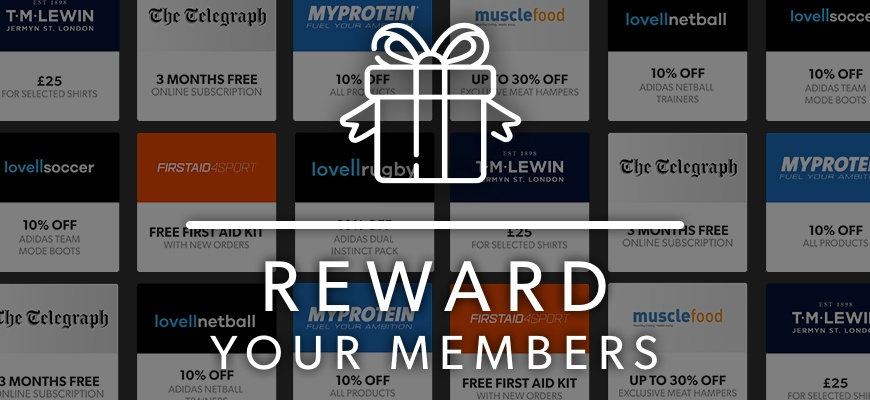 Reward your members
