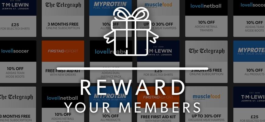 Reward your members