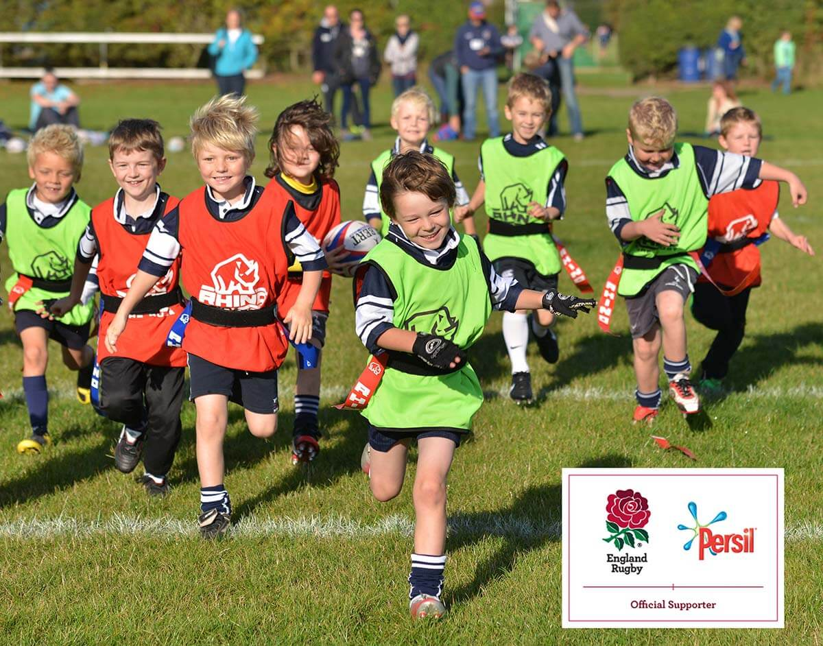 Persil & England Rugby - New Partnership 1