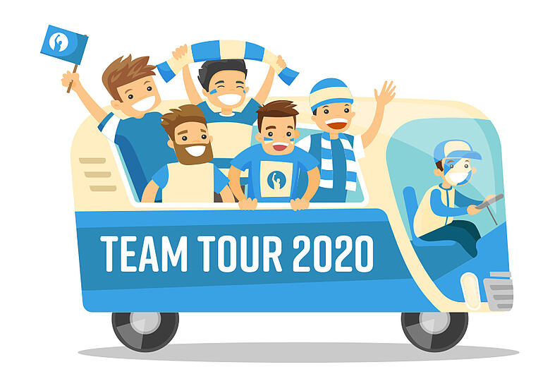 Team Tour Blog Image