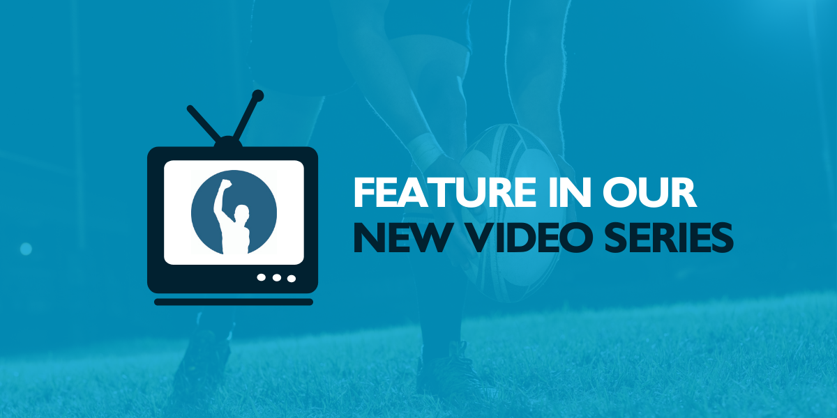 Feature in our new video series