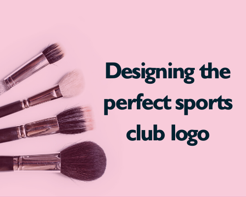 Designing the perfect sports club logo