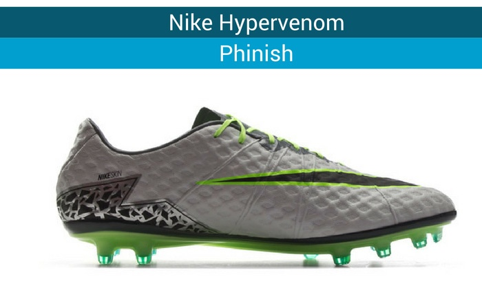 nike hypervenom phinish football boots