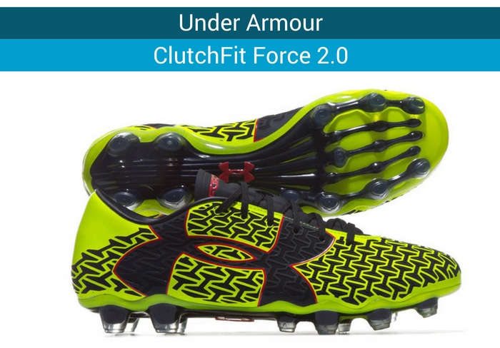 under armour clutchfit force 2.0 football boots