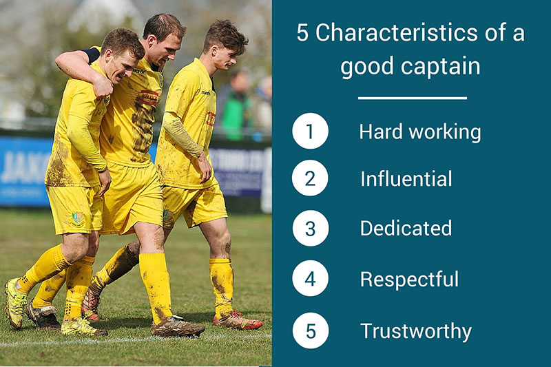 characteristics of a good captain