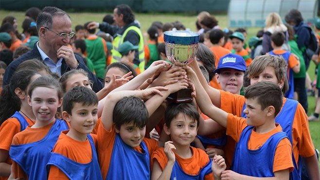 sport brings people together speech for kids