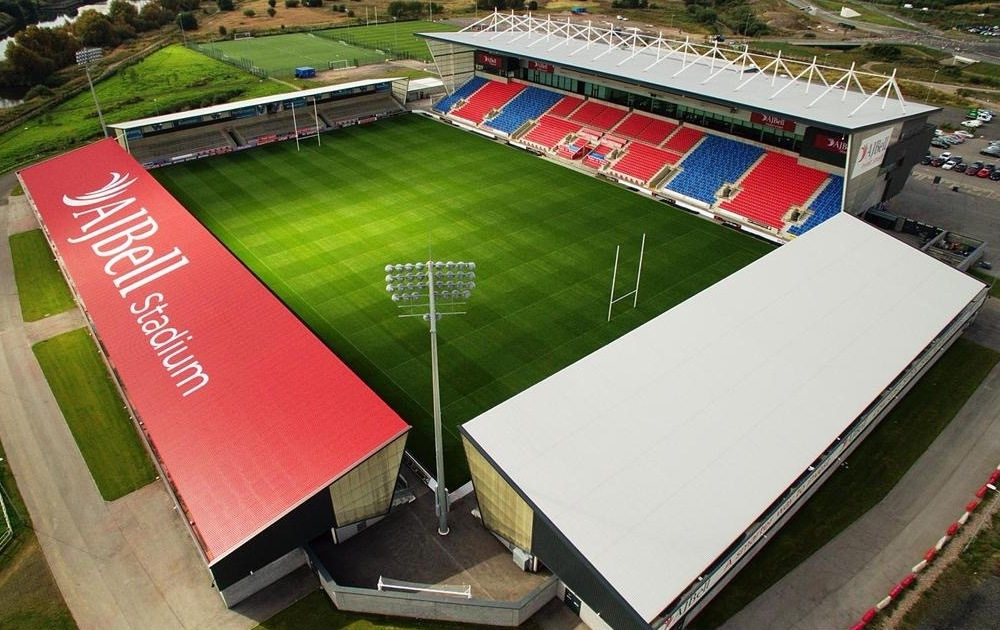 DEMO Day:Join Pitchero & Partners at the AJ Bell Stadium