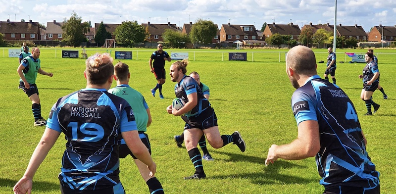 Coventry Corsairs: Starting a rugby club