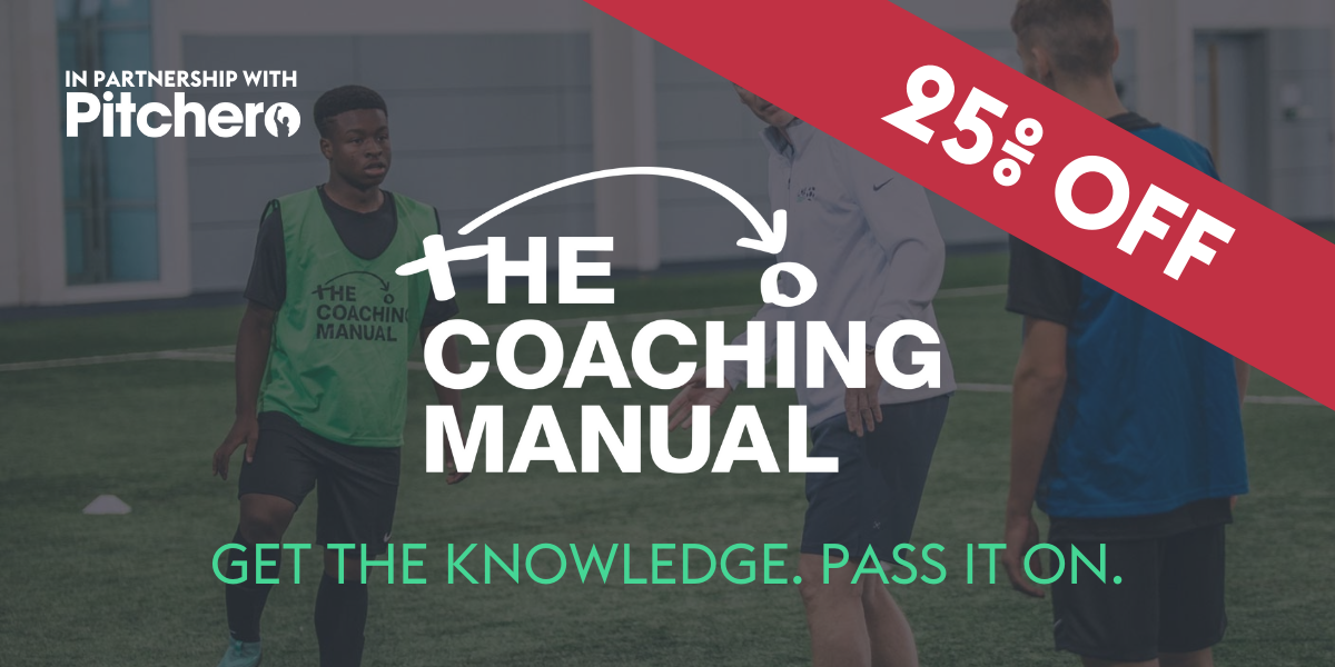 Pitchero partners with The Coaching Manual